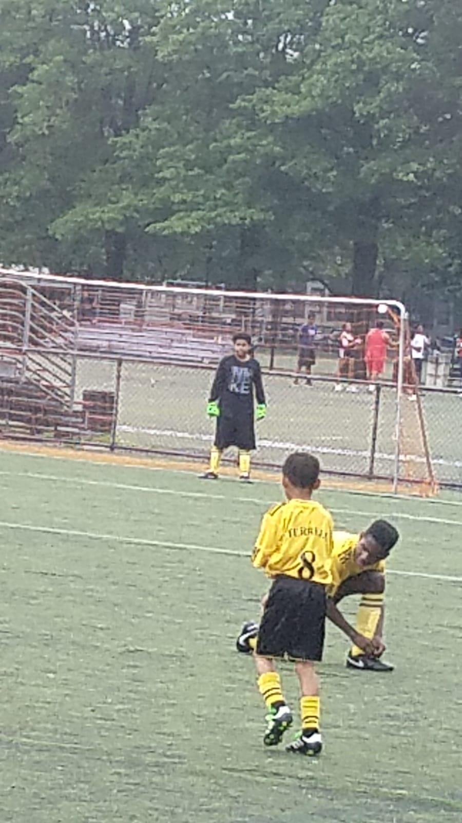 Kids Soccer Day